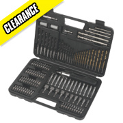 DeWalt Combination Accessory Set 109 Piece Set