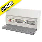 Crabtree 13-Way Fully Insulated Consumer Unit