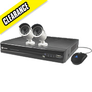 Swann 1TB 4-Channel HD CCTV Network Video Recorder