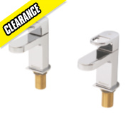 Moretti Oceano Bath Taps Pair