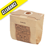 Karcher 69043220 Vacuum Bags Pack of 5