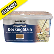 Ronseal Deck Stain Pine Rustic Pine 2.5Ltr
