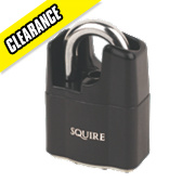 Squire Closed Shackle Laminated Padlock 44mm