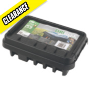 Dribox IP55 Weatherproof Box Black