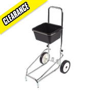Karcher DE4002 Trolley Professional Steam Cleaner Trolley