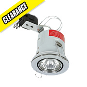 Halolite Polished Chrome 240V