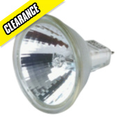 MR16 Dichroic Halogen Lamp GU5.3 12V 35W Pk10