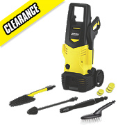 Karcher K3.160 bar Pressure Washer 1.6kW 240V