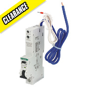 Crabtree 6A 30mA SP RCBO