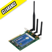 300Mbps Wireless N-Draft PCI Adapter