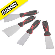 No Nonsense Decorating Knives 4 Piece Set