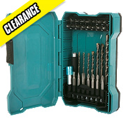 Erbauer Quick-Change Masonry Drill Bit Set with Case 32Pcs