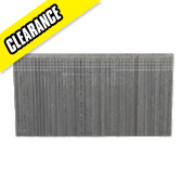 FirmaHold Galvanised Second Fix Straight Brads 16ga 16 x 25mm Pack of 2000