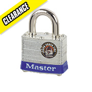 Master Lock Laminated Steel Padlock 38mm