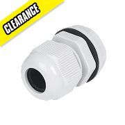 Volex IP66 Weatherproof Cable Gland Pack of 2