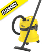 Karcher WD 2.200 1200W 12Ltr Multipurpose Vacuum Cleaner 240V
