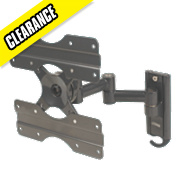 Vivanco LCD Wall Mount TV Bracket Swivel & Tilt 22-32""