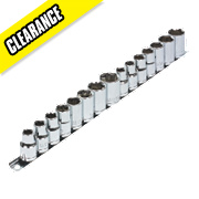 "Socket Set ½"" 15 Pieces"