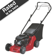 Mountfield SP164 39cm 2.72hp 100cc Self-Propelled Rotary Petrol Lawn Mower