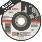Bosch Cutting Disc 115 x 22.2 x 1mm