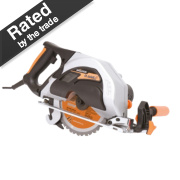 Evolution Rage 185mm Multipurpose Circular Saw with Diamond Blade 230v