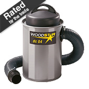 Woodstar DC04 54.3Ltr/sec Dust Extractor 230V