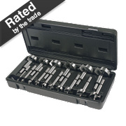 Forstner Bits 16 Piece Set