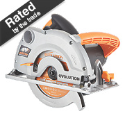 Evolution RAGE 1B 185mm Multipurpose Circular Saw 230V