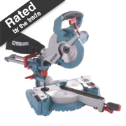 Erbauer ERB237MSW 210mm Single Bevel Sliding Mitre Saw 230V