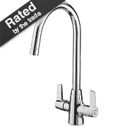 Bristan Echo Mono Mixer Kitchen Tap Chrome