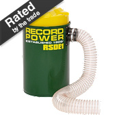 Record Power RSDE1 53Ltr sec Dust Extractor