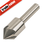 Countersink HSS 12mm Round Shaft