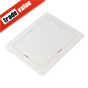 Manthorpe GL100 Access Panel White 150 x 193mm
