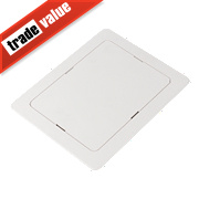 Access Panel White 192.5 x 254.5mm