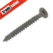TurboGold XT Double Flat Head XT Screws 4 x 40mm Pack of 200