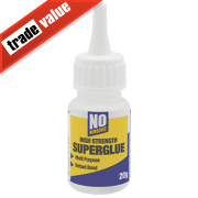 No Nonsense Superglue 20g