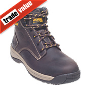 DeWalt Bolster Safety Boots Brown Size 9
