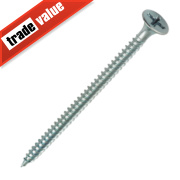 Easydrive BZP Bugle Head Fine Thread Drywall Screws 3.5 x 60mm Pk500