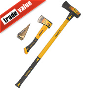 Roughneck Log Splitter Set 3 Pieces ""