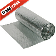 Unbranded Airtec Double 1.5 x 25m Pack of 1