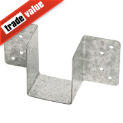 Long Leg Mini Joist Hanger 50 x 65mm Pack of 10