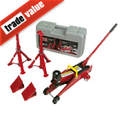 2-Tonne Trolley Jack Combi Kit