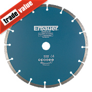 Erbauer Segmented Diamond Blade 230 x 2.5 x 22.23mm