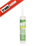 No Nonsense Glazing Silicone Clear 310ml