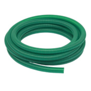 Reinforced Suction / Delivery Hose Green 10m