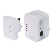 D-Link PowerLine AV 500 Wi-Fi Adaptor Networking Kit