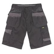 Site Hound Multi-Pocket Shorts Black 30