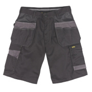 Site Hound Multi-Pocket Shorts Black 40