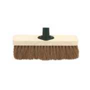 Floor Brush Soft Broom Head 11½