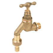 Pegler HU Bib Tap with Check Valve ½